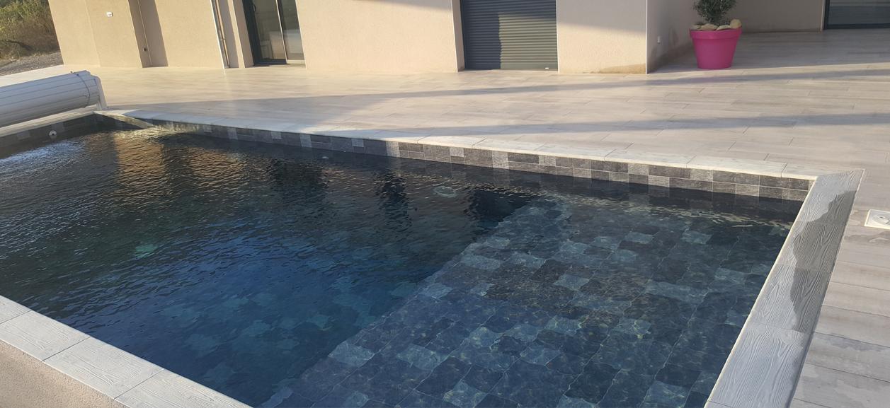 Aménagement extérieur de piscines